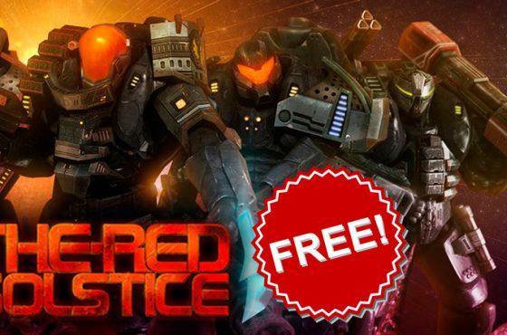 The Red Solstice gratis por tiempo limitado en Humble Store