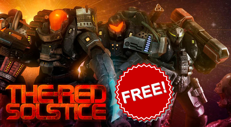The Red Solstice gratis por tiempo limitado en Humble Store