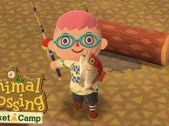 animal crossing pocket camp torneo pesca