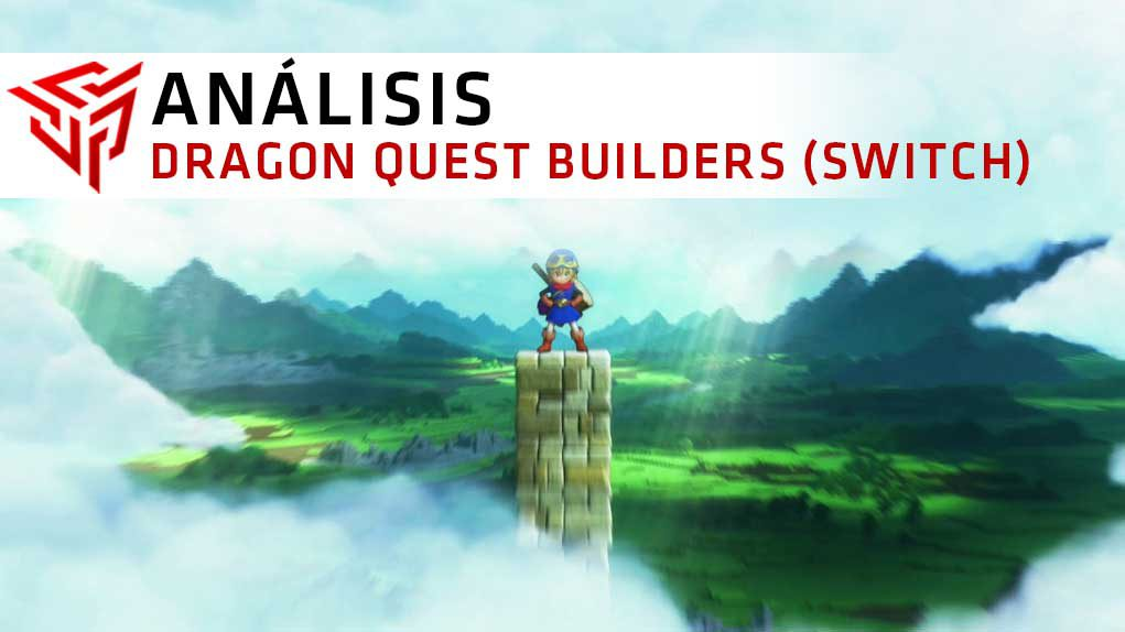 analisis dragon quest builders nintendo switch