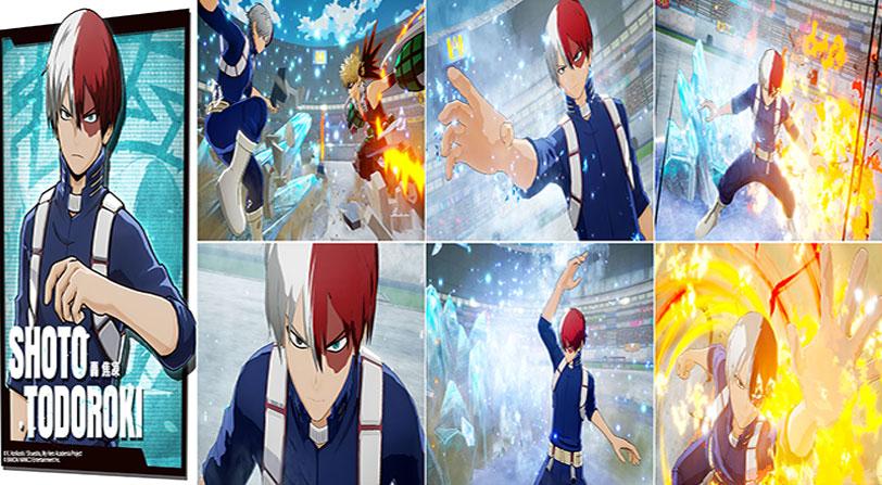 nuevos personajes my hero game project