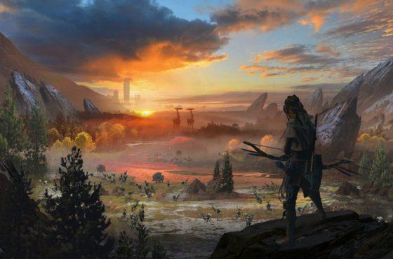 Horizon Zero Dawn arrasa en ventas tras un año en el mercado