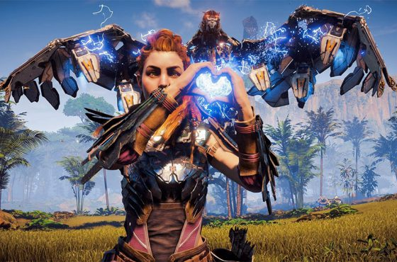¿Cómo conseguir la armadura de Horizon Zero Dawn en Monster Hunter World?