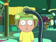 juego realidad virtual rick morty
