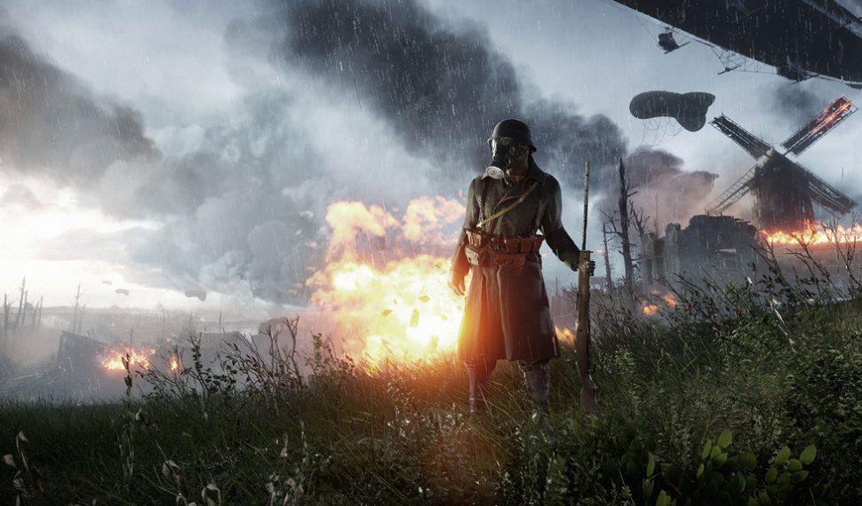 Nueva pista sobre la ambientación de Battlefield 5
