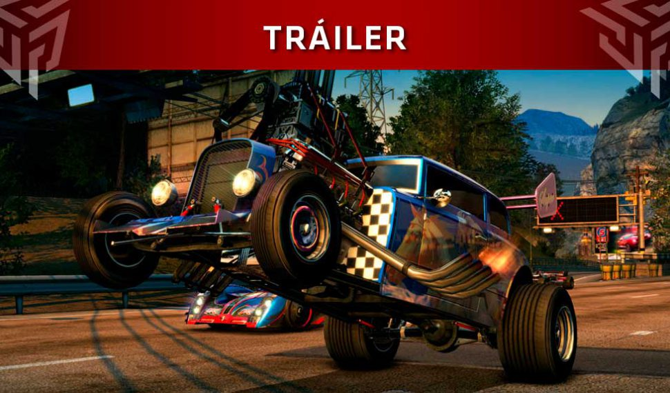 Burnout Paradise Remastered llegará a Playstation 4 y Xbox One