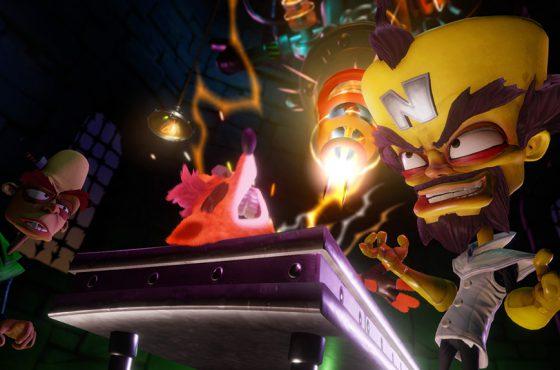 Los planes para Crash Bandicoot nos traerán un nuevo juego para 2019
