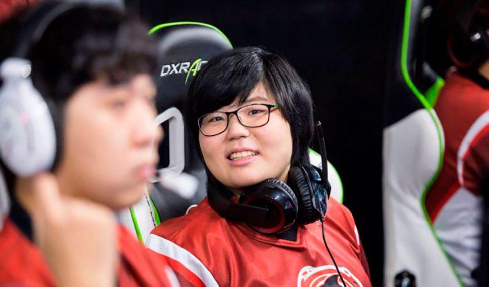 Geguri ficha por los Shangai Dragons y será la primera mujer de la Overwatch League