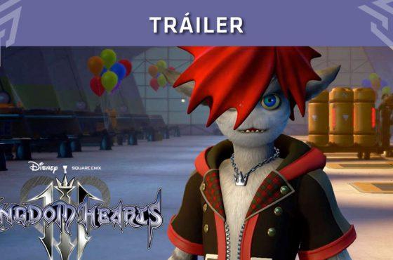 Nuevos detalles y tráiler de Kingdom Hearts III que nos muestra el universo de Monstruos S.A
