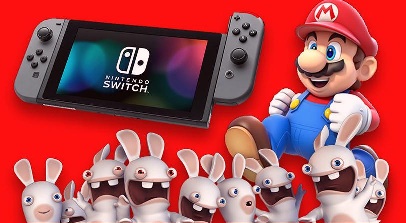 Ubisoft Planea Lanzar Nuevos Titulos Para Nintendo Switch