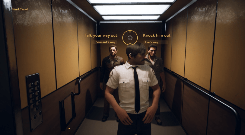 gameplay largo a way out