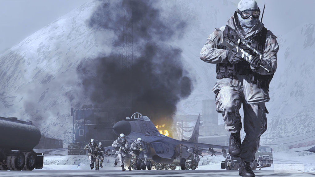 Presentacion COD Modern Warfare 2 Remastered