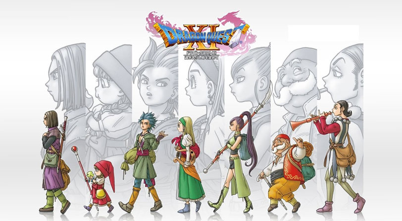 fecha trailer Dragon Quest XI