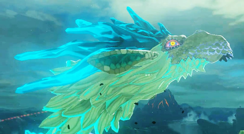 Curiosidades Desarrollo breath of the wild