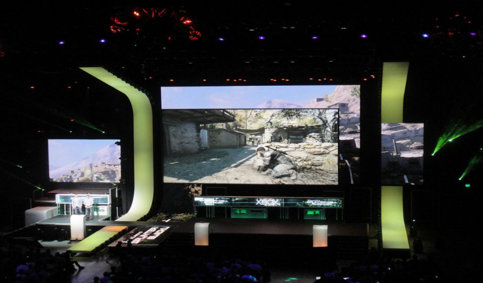 Microsoft prepara su mayor evento del E3 hasta la fecha