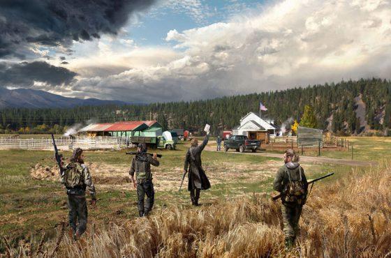 Far Cry 5 no tendrá cajas de suministros, pero sí otro contenido de pago
