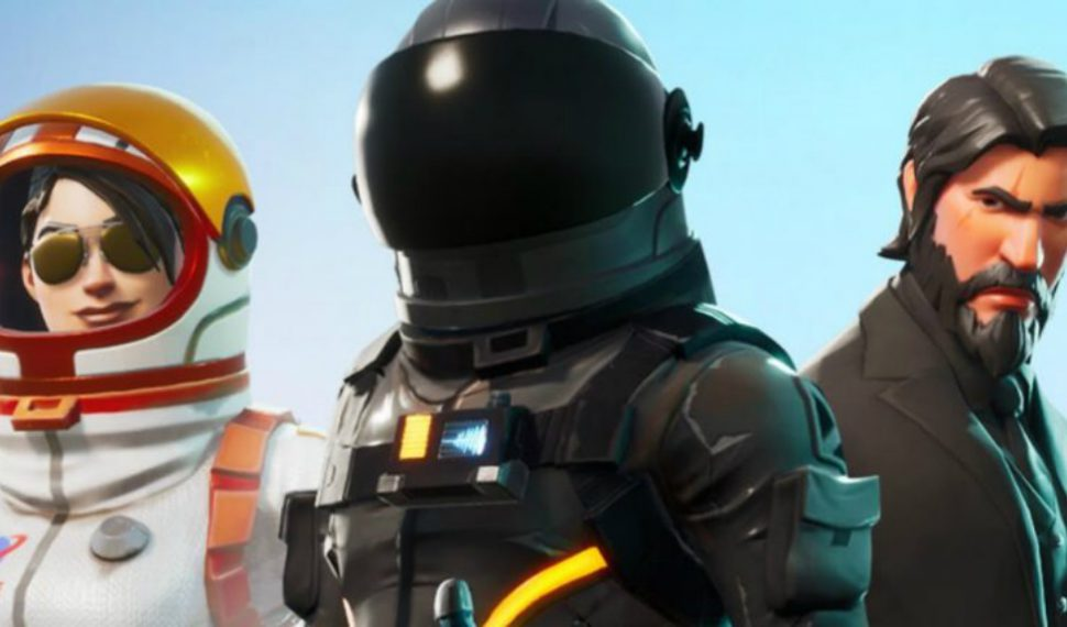 Fortnite Battle Royale llegará a smartphones y tablets
