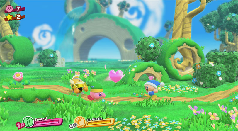 Kirby Star Allies lanzamiento