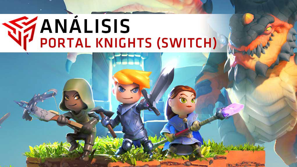 analisis portal knights nintendo switch