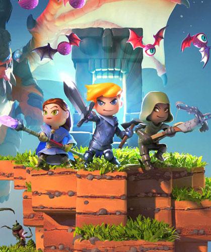 Análisis de Portal Knights para Nintendo Switch