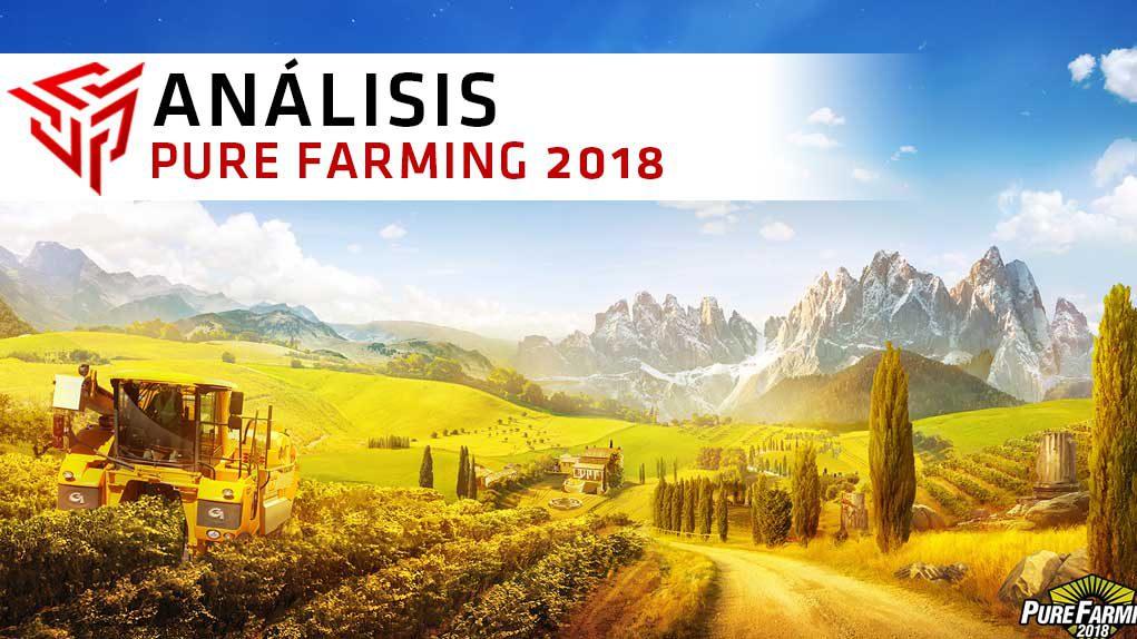 analisis Pure Farming 2018