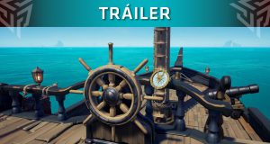 Trailer sea of thieves