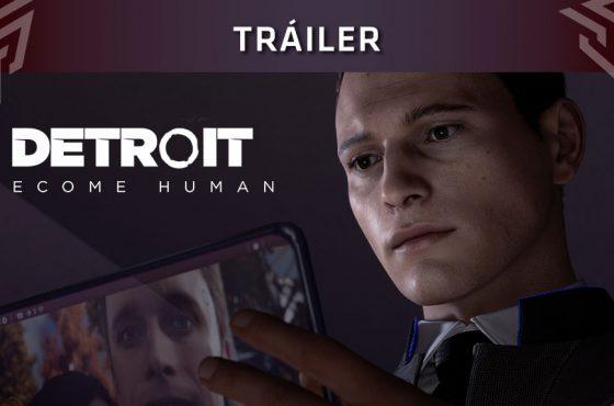 Detroit Become Human presenta nuevo tráiler del juego
