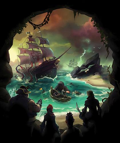Primeras impresiones de Sea of Thieves