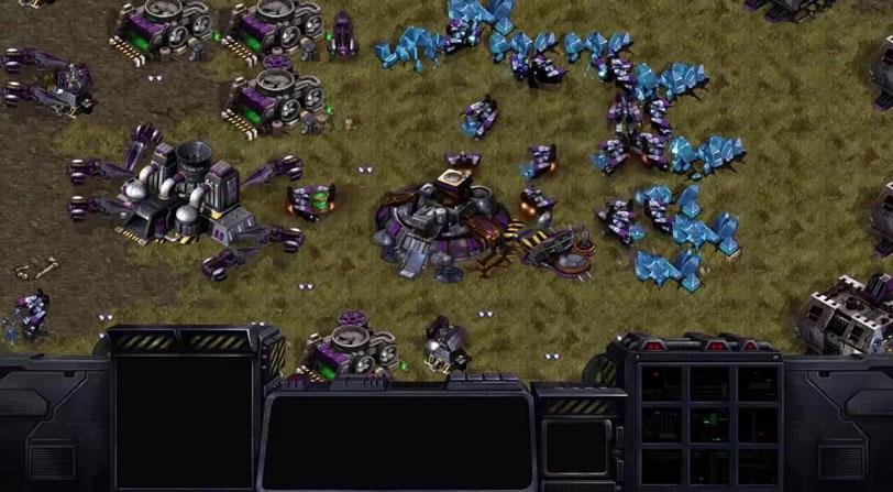 Starcraft Blizzard 20 Aniversario