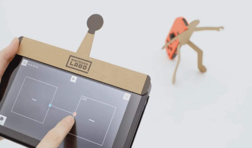 Descubre el Taller Toy-Con, lo nuevo de Nintendo
