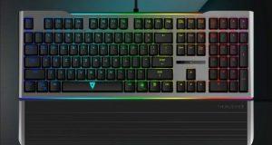 teclado mecanico ak7