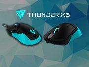 Ratón gaming RM5 Thunder X3
