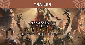 trailer segundo dlc assassins creed origins