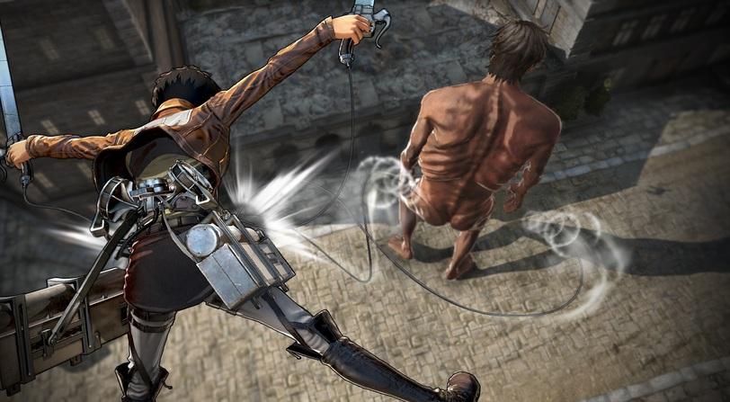 Attack On Titan Nuevo trailer