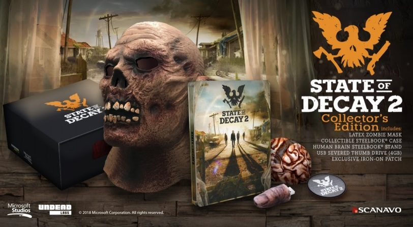 State Of Decay 2 Ediciones