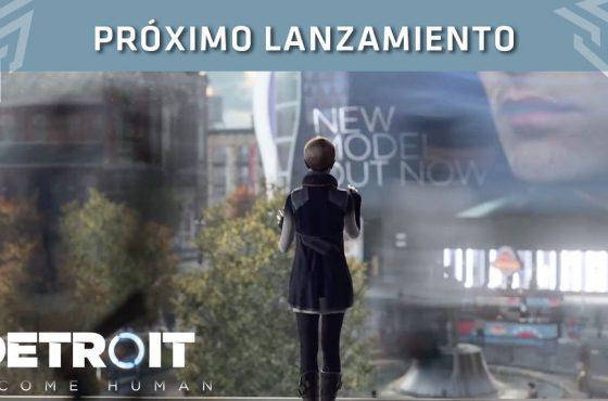 Sony ha anunciado la fecha de lanzamiento de Detroit: Become Human