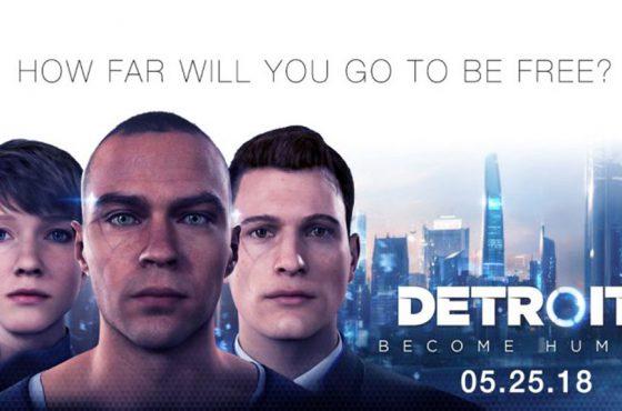 Detroit: Become Human muestra en vídeo la personalidad de sus protagonistas