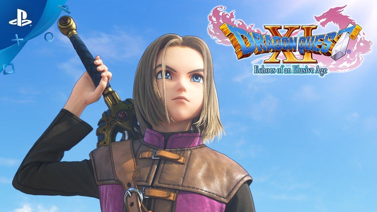 fecha trailer Dragon Quest XI