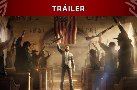 Ya tenemos el tráiler de lanzamiento de Far Cry 5
