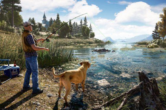 ¿Cómo son las microtransacciones y la conexión en Far Cry 5?