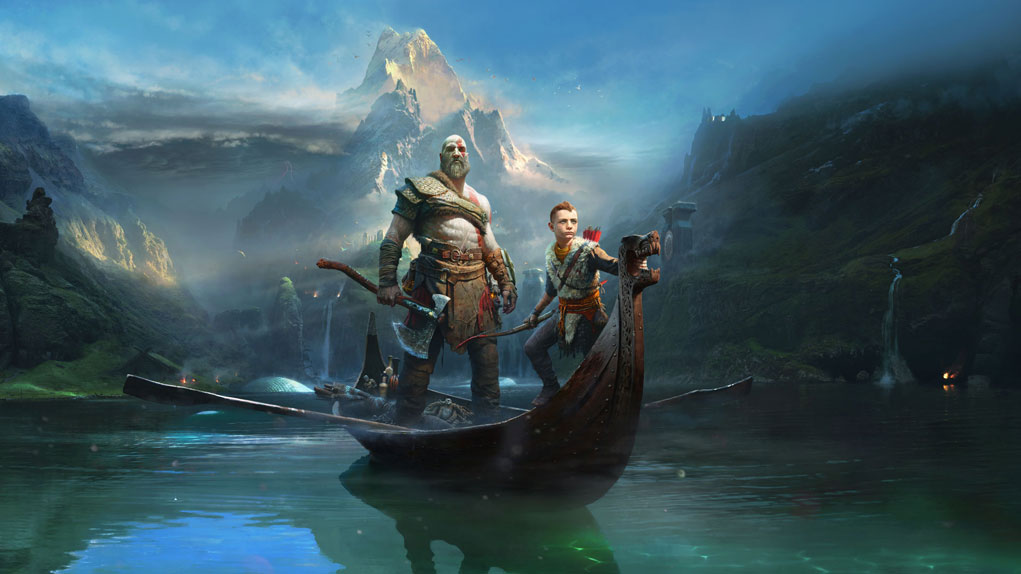 easter eggs god of war