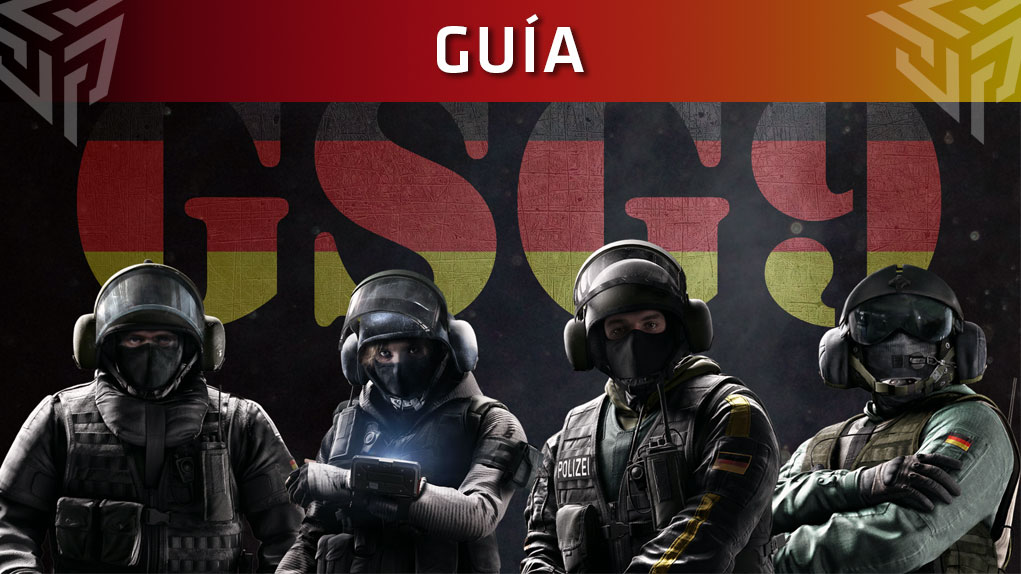 rainbow six siege personajes