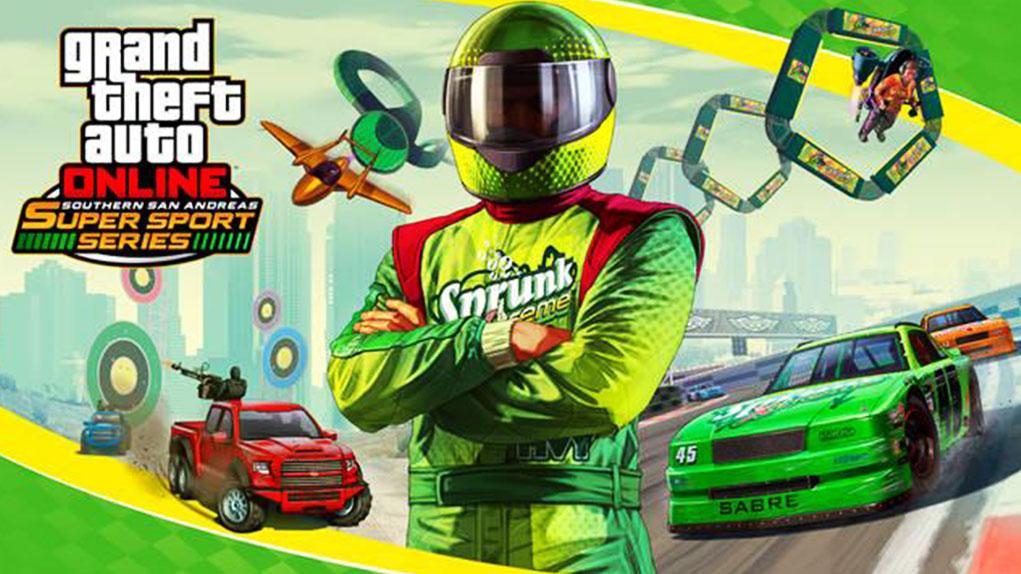 nueva actualizacion coches deportivos gta online