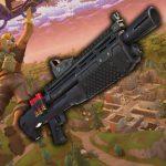 escopeta legendaria fortnite