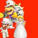 nuevos trajes super Mario Odyssey