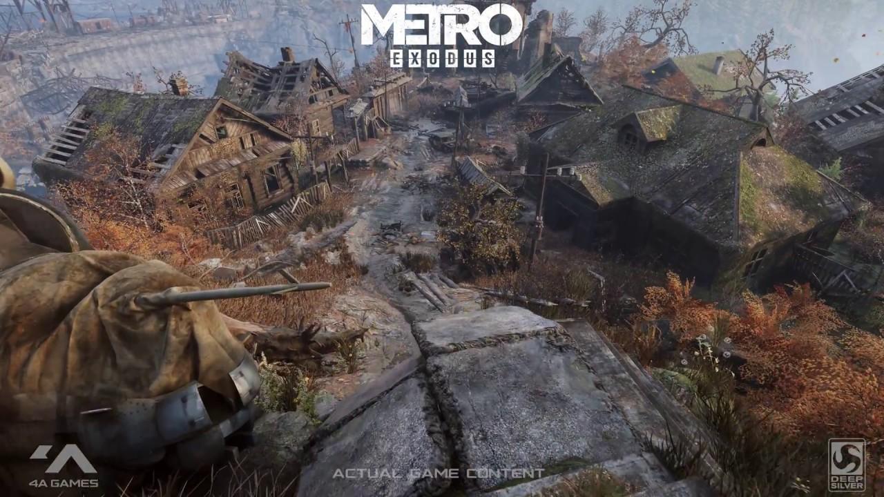 Demo metro exodus