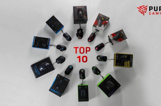 Los 10 mejores ratones gaming del mercado