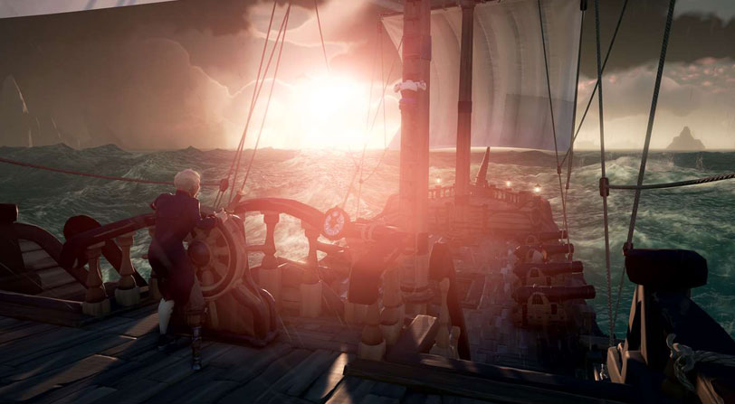 primeras impresiones sea of thieves