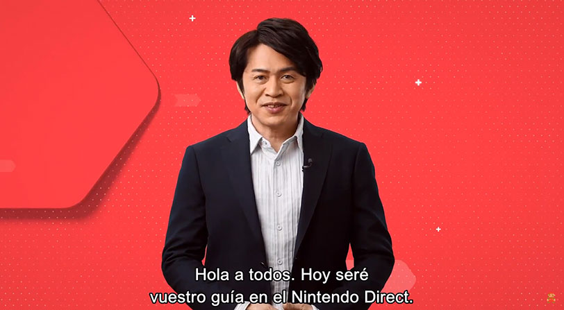 nintendo direct marzo