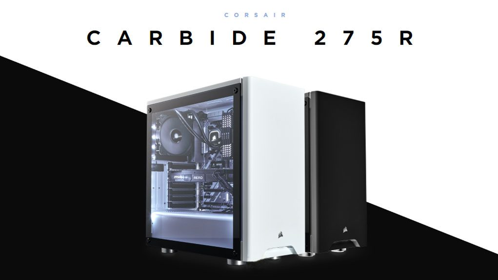 CORSAIR PC Carbide Series 275R